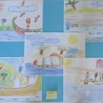 Escola Básica 1 n.º2 de São Bernardo - Aveiro (3º ano)  Raul Rama; Ana Marques; Matilde Lavrador; Daniel Oliveira; Margarida Moreira