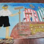 Centro Escolar da Coutada - Aveiro (3º ano) | Maria Ana; Lara Acúrcio; Luís Rocha; Gonçalo Coelho; Inês Paraíso
