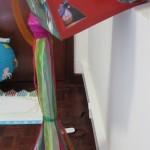 Escola Básica da Póvoa do Valado - Aveiro (2º ano)  Tomás; Manuel; Márcio; Telmo; Ruben